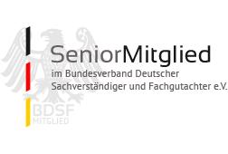 Senior-Mitglied im Bundesverband